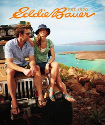 Extra 40% Off with Any Purchase @ Eddie Bauer
