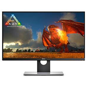 "$594.99 DELL S2716DG 27"" 2k WQHD 144Hz NVIDIA G-Sync Gaming Monitor + $200 GC"