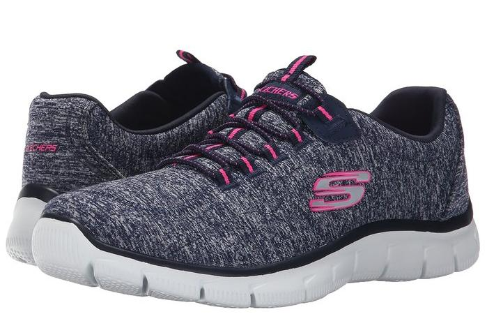 Skechers Sport Women's Heart To Heart Fashion Sneaker @ Amazon