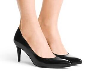 Stuart Weitzman Orchid Leather Pumps @ Saks Off 5th