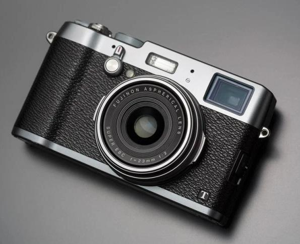 $799 Fujifilm X100T 16 MP Digital Camera