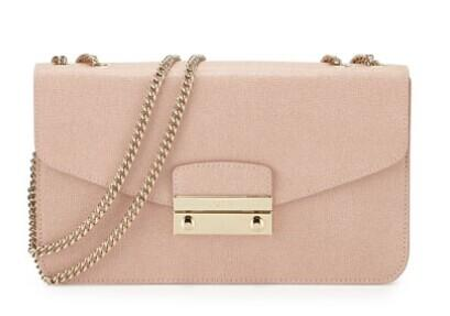 Furla Julia Small Leather Pochette Bag @ LastCall by Neiman Marcus