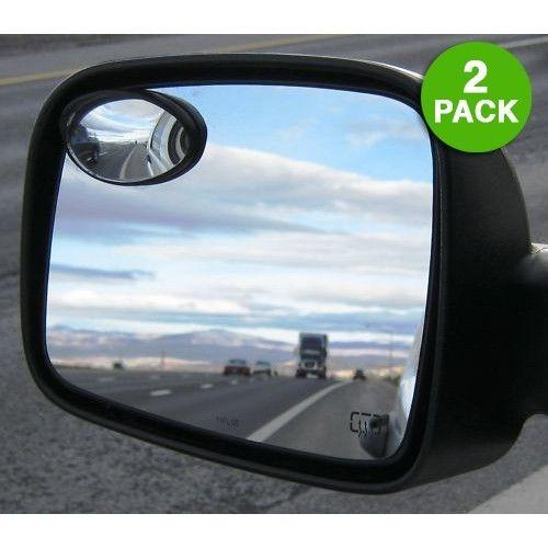 $4.99 Oval Shaped Blind Spot Mirror (2 Pack)