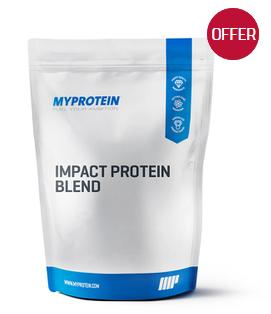 10% off Impact Protein Blend