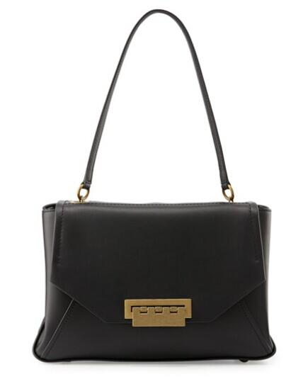 ZAC Zac Posen Eartha Leather Envelope Shoulder Bag @ LastCall by Neiman Marcus