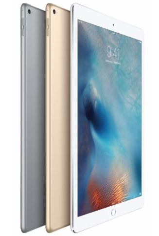 Apple 12.9-inch iPad Pro 128GB (Silver, Gold, and Space Grey ) Free Shipping @ Staples