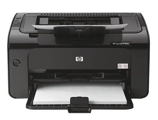 HP LaserJet Pro P1102w Wireless Black-and-White Printer