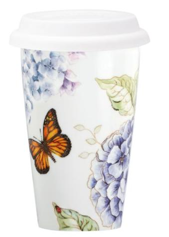 Lenox Butterfly Meadow Blue Thermal Mug @ Amazon