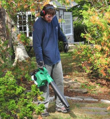 $102.99 Hitachi RB24EAP 23.9cc 2-Cycle Gas Powered 170 MPH Handheld Leaf Blower (CARB Compliant)