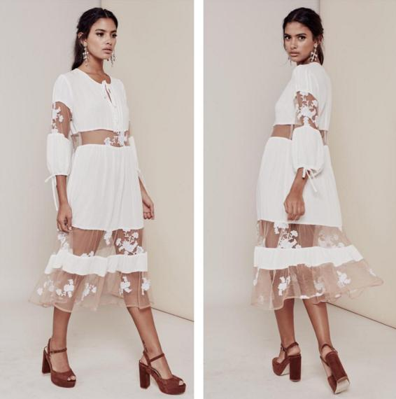 25% Off For Love & Lemons Dresses @ Bloomingdales
