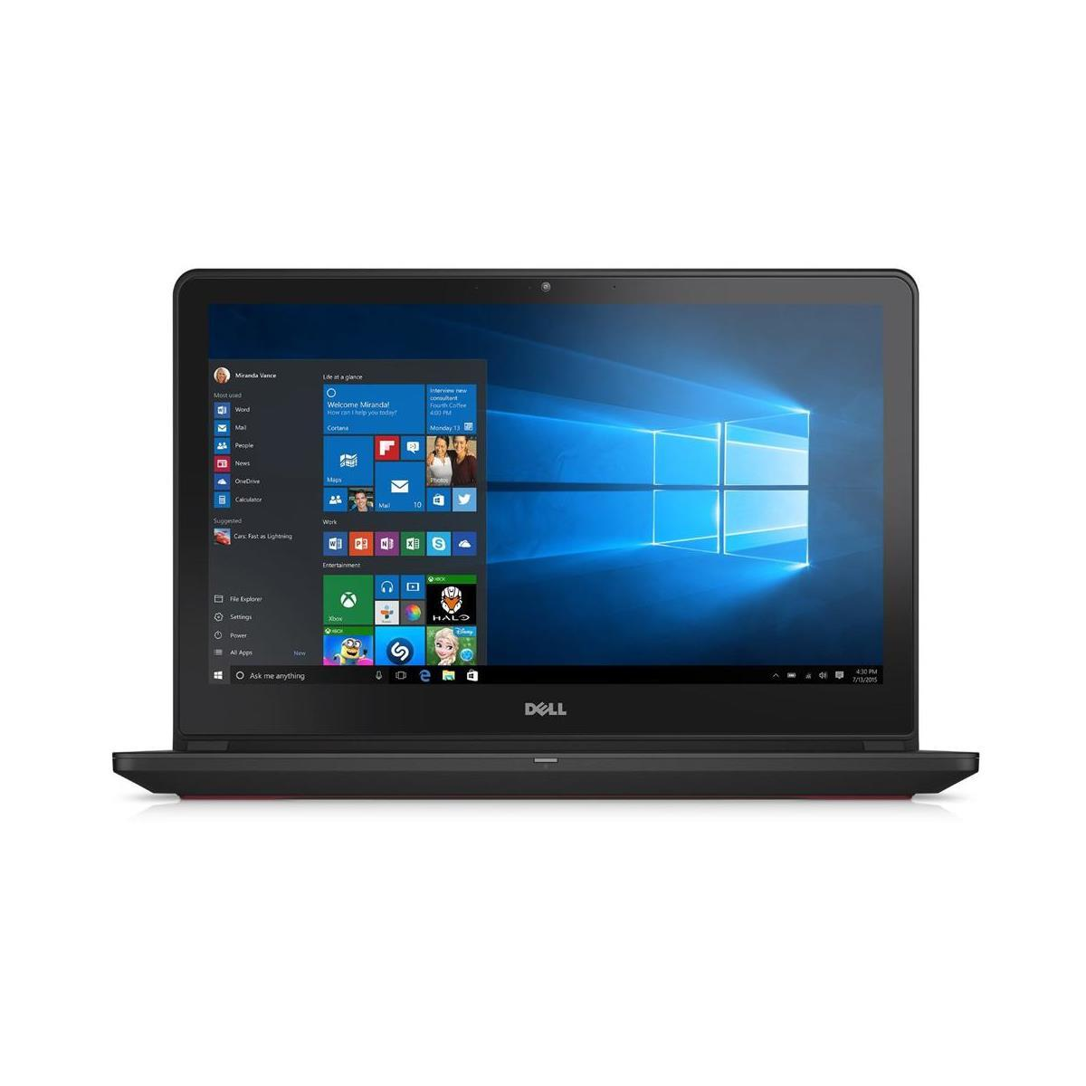 Dell Inspiron 15 7000 I7559-3762GRY 4K Laptop(i5 6300, 8 GB, 1 TB SSHD, 960M)