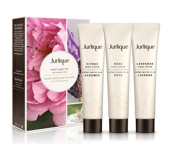 FREE Hand Cream Trio with any $60 purchase @ Jurlique