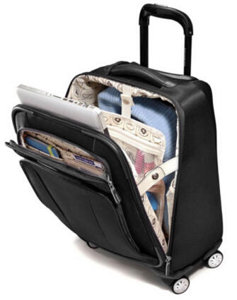 Samsonite Verana XLT Spinner Boarding Bag - Luggage