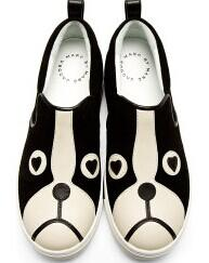 Marc by Marc Jacobs Friends of Mine Shorty Slip On Sneakers @ shopbop.com