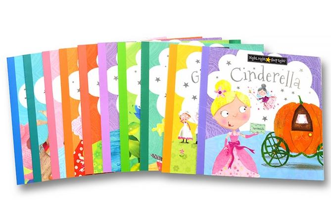 Giant Children's Bedtime Stories (10-Pack) @ Amazon