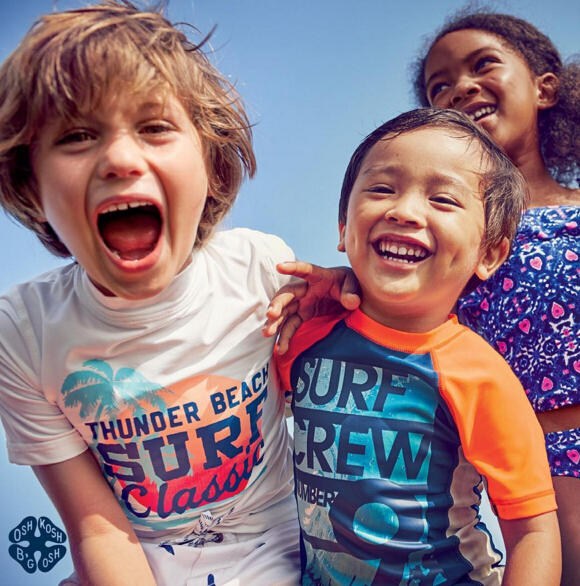 Extra 20% Off $50 Up to 50% Off @ OshKosh BGosh