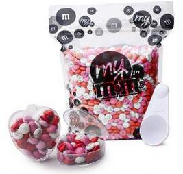 15% Off All Personalized Party Favor Packs @ My M&Ms