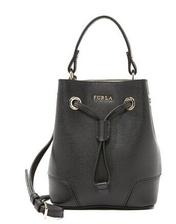 Furla Stacy Mini Drawstring Bucket Bag @ shopbop.com