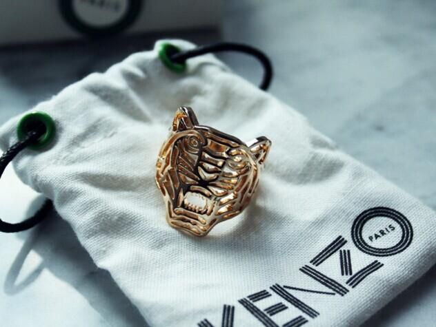 Last Day! Extra 25% Off KENZO Jewelry @ shopbop.com