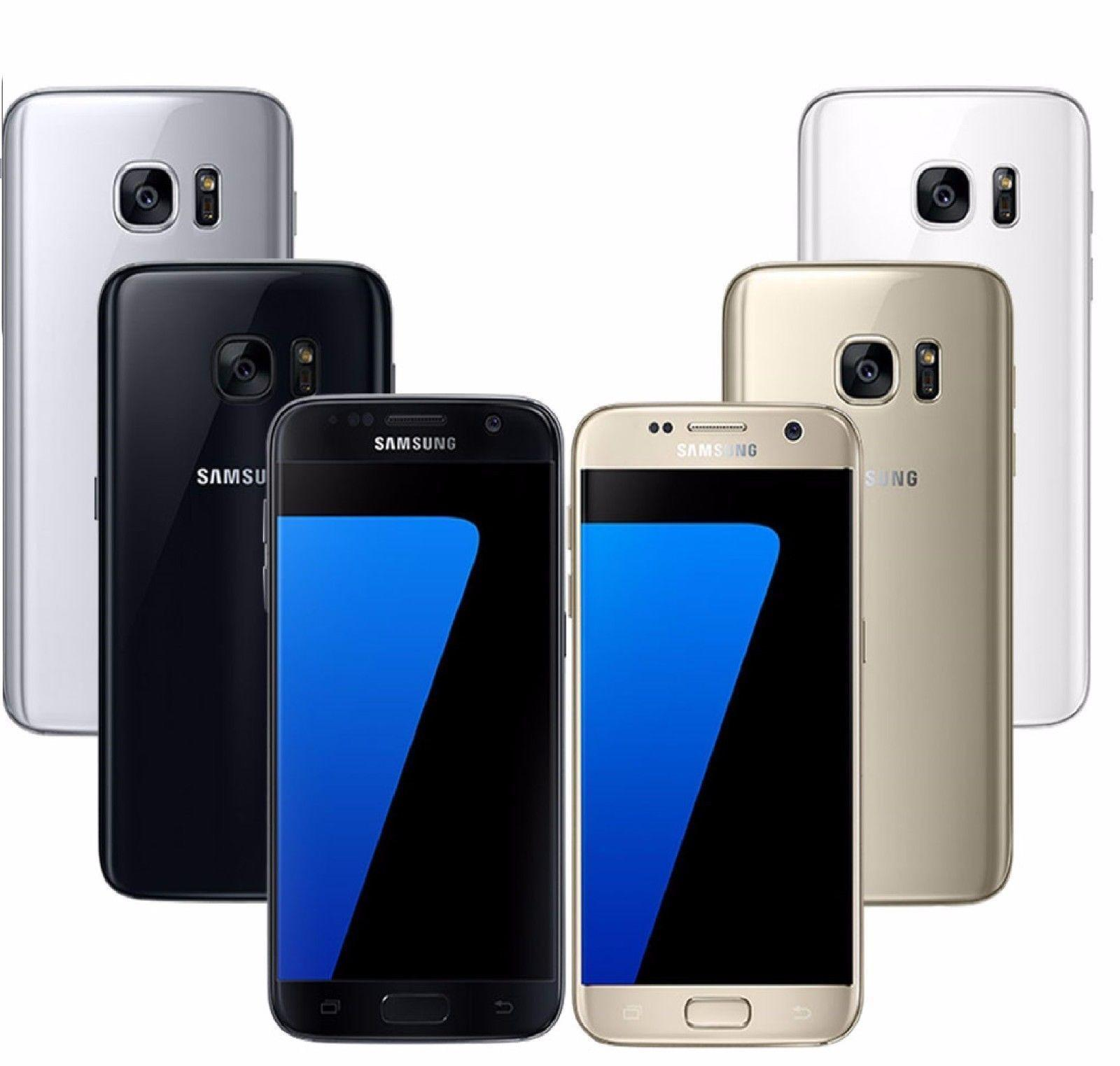 $573.98 New Samsung Galaxy S7 SM-G930FD Duos 5.1'' 12MP (FACTORY UNLOCKED) 32GB Phone