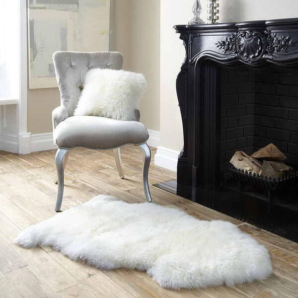 67% Off + extra 10% Off Royal Dream Sheepskin Rug @ The Hut (US & CA)