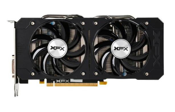 XFX Radeon R9 380 2GB GDDR5 256-Bit Video Card