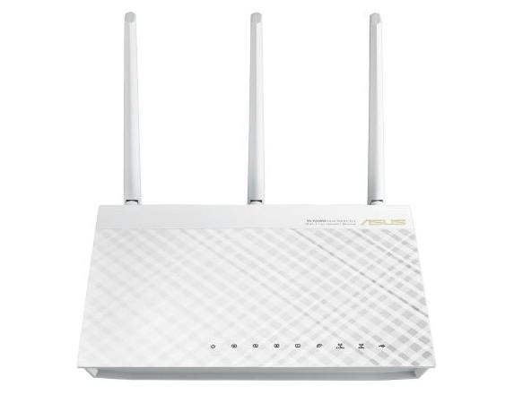 ASUS RT-AC66W Dual-Band Wireless-AC1750 Gigabit Router