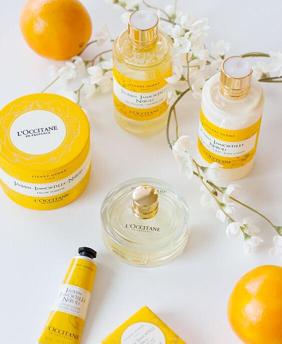 Free Gifts with Your Purchase Over $30 @ L'Occitane