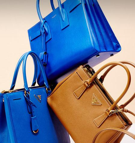 Up to 50% Off Prada, Miu Miu, Saint Laurent & More Designer Handbags On Sale @ Rue La La