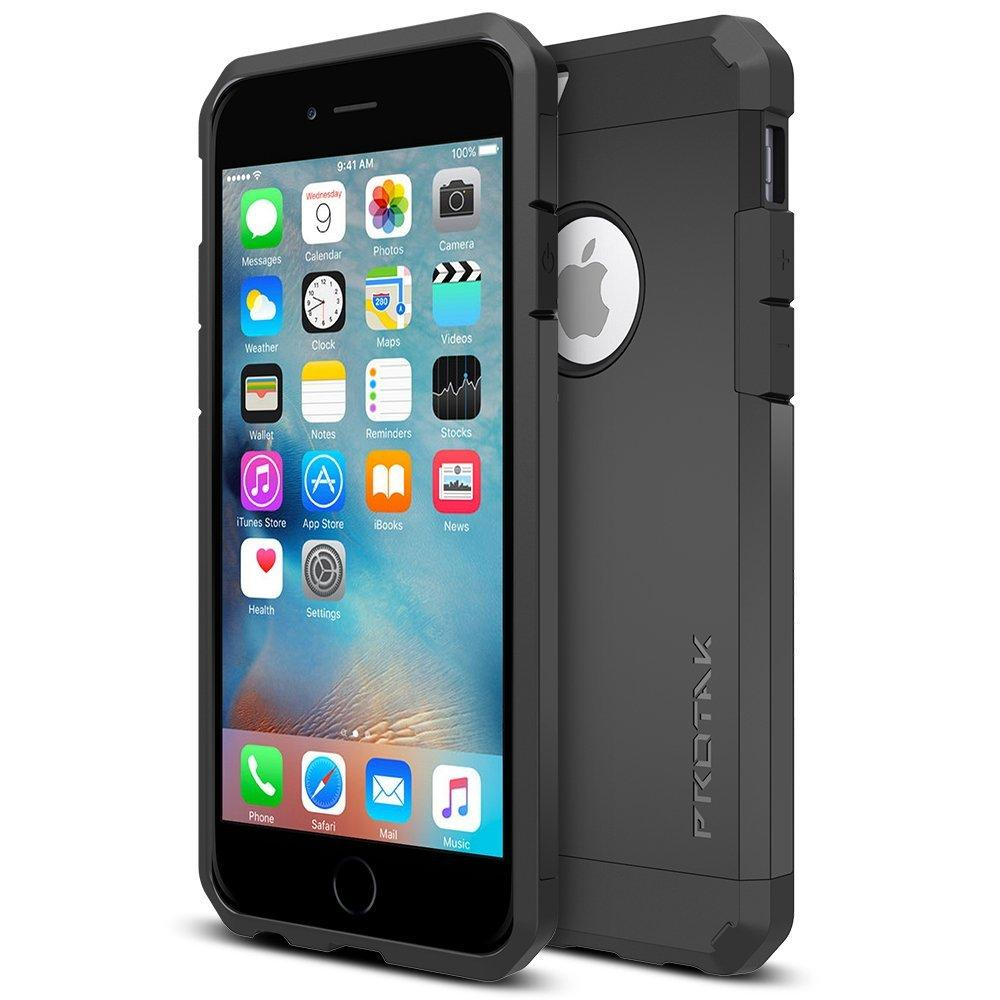 Free Trianium [Protak Series] Premium Protective iPhone 6S case
