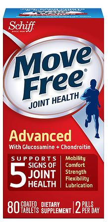 Buy 1, Get 1 Free Schiff Move Free Products @Walgreens