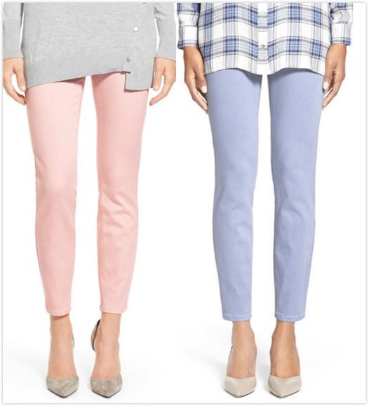 $68.4 NYDJ 'Millie' Pull-On Stretch Ankle Jeans @ Nordstrom