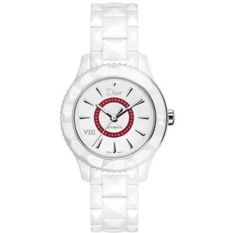 DIOR VIII Diamond Ceramic Ladies Watch