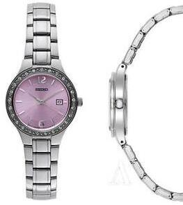 Seiko Bracelet Women's Quartz Watch SUR787