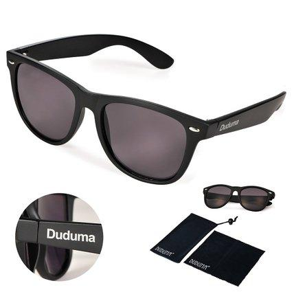 Duduma® Reflective Revo Color Full Mirrored Lens Uv400 Wayfarer Sunglasses