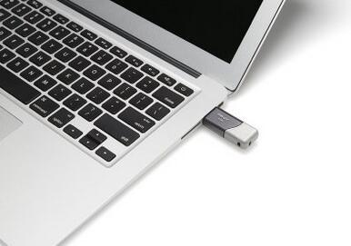 PNY Turbo 64GB USB 3.0 Flash Drive - P-FD64GTBOP-GE