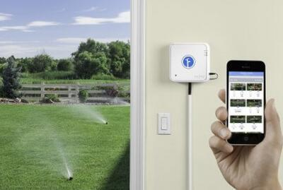 Iro 16 Zone Wi-Fi Intelligent Irrigation Controller