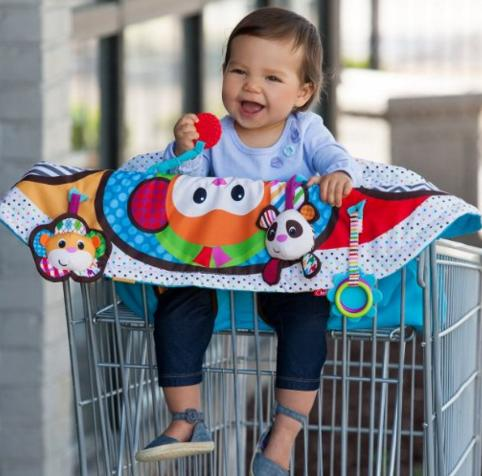 Infantino Play and Away Cart Cover and Play Mat @ Amazon