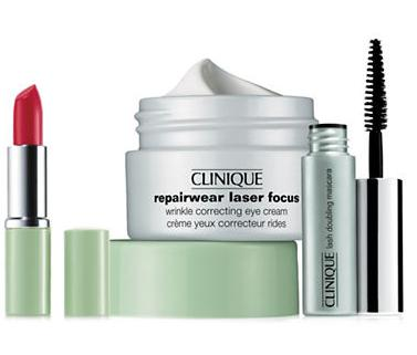 10% off  + GWP with Clinique Purchase