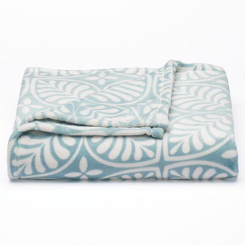 The Big One® Super Soft Plush Throw Sale @ Kohl's