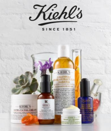 10% Off Kiehl's Purchase @ Lord & Taylor