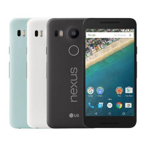 $239.99 LG Google Nexus 5X Unlocked 32GB Smartphone (H790)