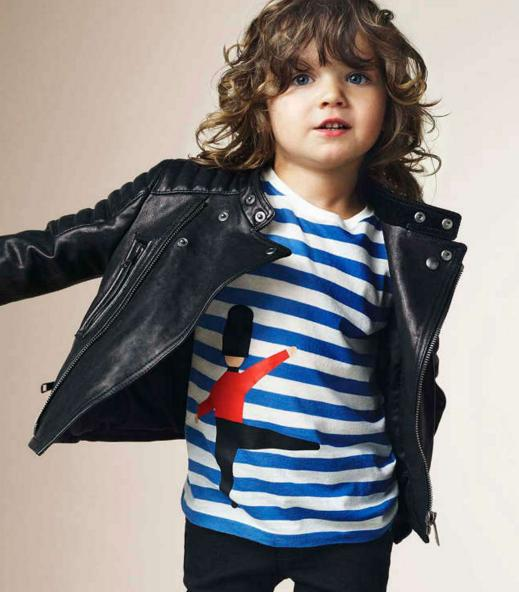 From $30 Burberry Kids Apparels On Sale @ Nordstrom
