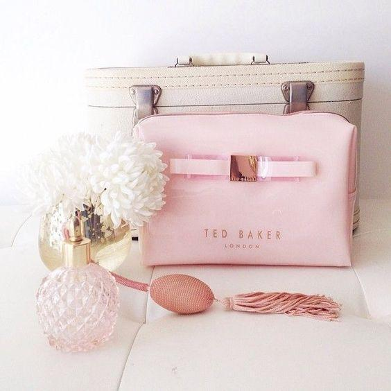 25% Off Select Cosmetic Bags @ Ted Baker