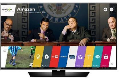LG Electronics 49LF6300 49-Inch 1080p Smart LED TV