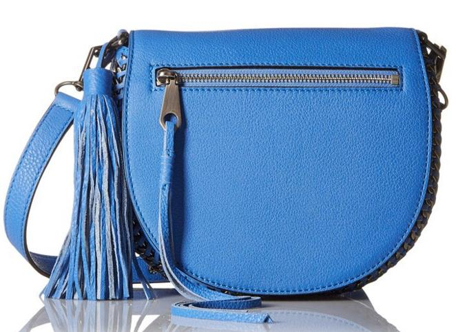 Rebecca Minkoff Small Astor Saddle Bag @ Amazon