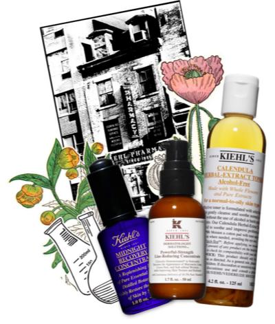 10% Off+Up to 29 Piece Gift Set Select Kiehl's Purchase @ Nordstrom