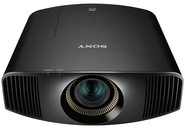 Sony VPLVW350ES 4K Ultra HD (4096 x 2160) 3D SXRD Home Theater/Gaming Projector