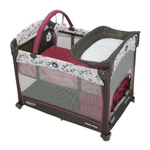 $84.25 Graco Pack 'n Play Element Playard, Pippa