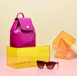Dealmoon Exclusive! 30% Off Claudia Stud Handbags and Wallets @ MCM Wordwide